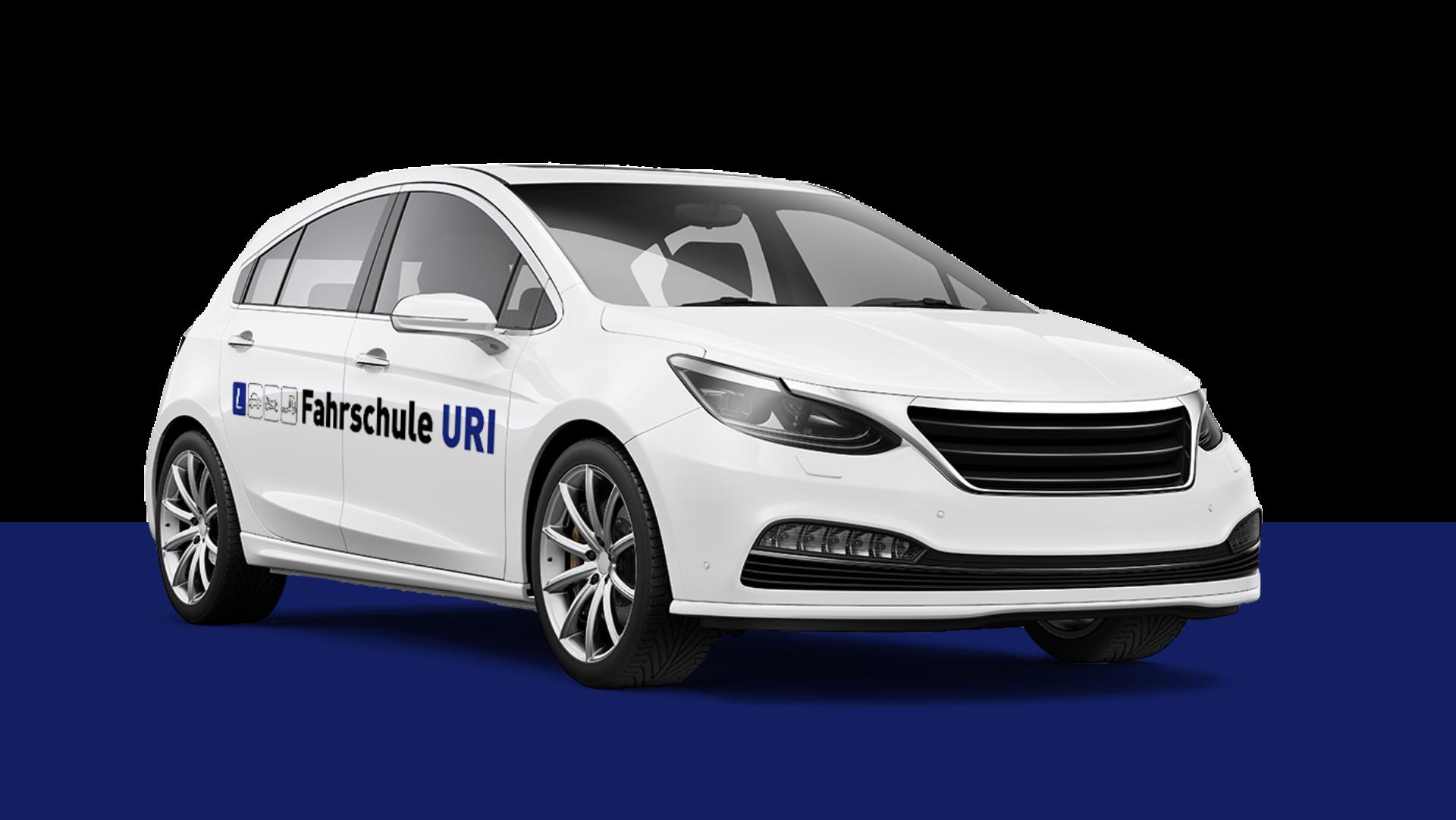Fahrschule Uri 2020 Startbilder Auto
